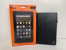 BRAND NEW! Amazon Fire 7.0 Tablet- WiFi, 16GB, Quad Core, Dual Camera Plus Case!