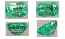 Antique 19thC 1/3ct Emerald 4,000 B.C. Ancient Egyptian Mines Pharaoh Sesostris