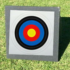 Double Thickness Archery Target 60x60x10cm High Density XPE Practice Accessory