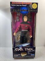 Playmates - Star Trek Collector Series - Captain Jean-Luc Picard Action Figure