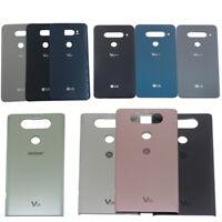 OEM Battery Glass Cover Back Door Housing Replacement For LG V20 V30 V30+ V40 US