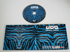 U.D.O./ANIMAL HOUSE(NUCLEAR BLAST 27361 64872) CD ALBUM