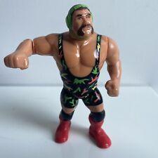 WWF WWE RICK STEINER FIGURE SERIES 9 VINTAGE HASBRO RARE