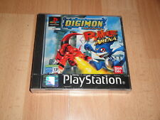 DIGIMON RUMBLE ARENA DE BANDAI PARA LA SONY PLAY STATION 1 PS1 NUEVO PRECINTADO