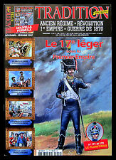 TRADITION MAGAZINE N° 234 - MILITAIRE UNIFORME ANCIEN REGIME 1ER EMPIRE NAPOLEON