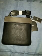 Brand New with Tags Leather Emporio Armani Crossbody Bag