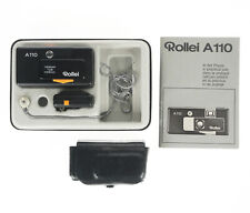 Rollei A110 A 110 Subminiature 23mm F2.8 Film Camera with Box #24233