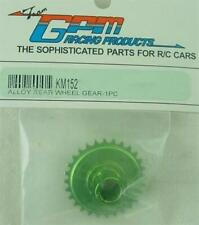 GPM Racing 1/8th Scale Alloy Rear Sprocket, Green/Kyosho Motorcycle  GPRKM152-G