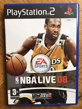 NBA Live 08 (unsealed) - PS2 UK Release New!