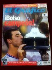 NACIONAL de MONTEVIDEO CHAMPION - El Grafico magazine 1990's