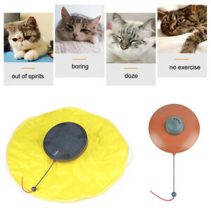 Pet Cat Meow Toy V4 Electronic Interactive Undercover Kitten Cat