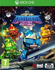 Super Dungeon Bros For XBOX One (New & Sealed)