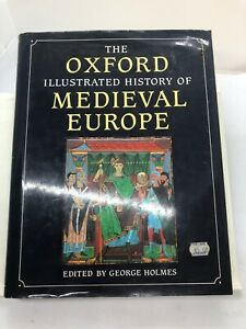 The Oxford Illustrated History of Medieval Europe (Hardcover, 1992)