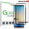 2x For Samsung Galaxy Note 8 Full Cover Tempered Glass Screen Protector x2 Pack