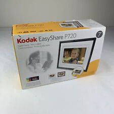 "Kodak EasyShare P720 7"" Digital Picture Frame New/Open Box"