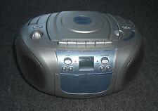 ELTA MP3 CD Radio Cassette Recorder tragbar Kabel o. Batterie prima Zustand