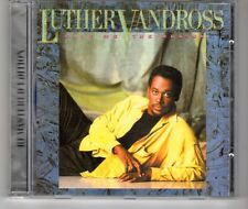 (HG685) Luther Vandross, Give Me The Reason - 1986 CD