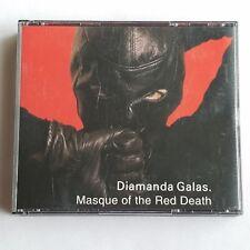 DIAMANDA GALAS Masque Of Red Death 2 CD Set Divine Punishment Saint of the Pit