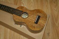 Pono Ukulele All Solid Mango Deluxe Soprano MGSD Ukulele