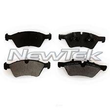 Disc Brake Pad Set-4Matic Front NewTek SCD1123