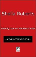 Starting Over on Blackberry Lane: A Romance Novel Life in Icicle Falls
