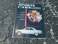 NOV 1959 SPORTS CARS ILLUSTRATED vintage car magazine