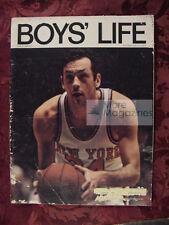 BOYS LIFE SCOUTS October 1970 Oct 70 BILL BRADLEY Basketball ARTHUR CATHERALL ++