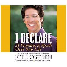 Yo Declaro 31 Promesas para Proclamar Sobre Su Vida by Joel Osteen (Unabridged)