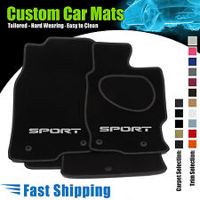 Mazda 6 SPORT Car Mats (2007 - 2013) - Fully Tailored - Customise for FREE Now!