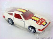 Nissan 300ZX Getty White Hot Wheels 1990 Gasoline Promotion Baggie
