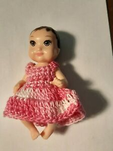 Krissy doll clothes - pinks