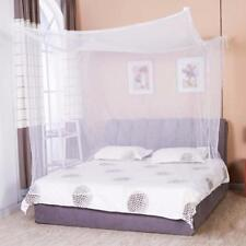 1pcs Moustiquaire Canopy White Four Corner Post Student Canopy Bed Mosquito Net