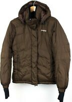 Bergans Of Norway Mujer Down Chaqueta Corto Impermeable Talla M Lz10