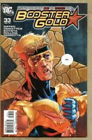 Booster Gold #33-2010 nm 9.4 Keith Giffen Justice League Blue Beetle Max Lord