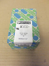 New Box of 50 Phoenix Contact Mc 1,5/ 6-Stf-3,81 Terminal Blocks 1827745