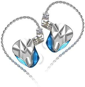 KZ ASF 5BA Balanced Armatures HiFi in-Ear Earphones with Zinc Faceplate