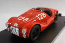 Brumm 1/43 Scale Metal Model - R183 FERRARI 125S CIRCUITO DI PIACEZA 1947