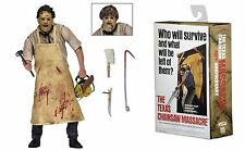 "THE TEXAS CHAINSAW MASSACRE LEATHERFACE ULTIMATE FIGURA 18CM NECA  ""NUEVA"" NEW"
