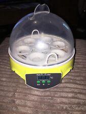 7 egg incubator