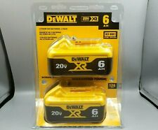 DeWALT DCB612 20//60-Volt MAX FLEXVOLT 12Ah Compact Rechargeable Battery Pack