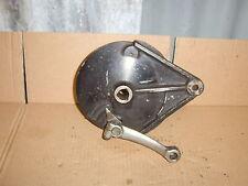 kawasaki gpz500 rear brake hub+brake shoes+brake arm