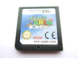 Super Mario 64 Spiel für Nintendo DS, DS Lite, DSi, DSi XL, 3DS DE/EN/FR/ES