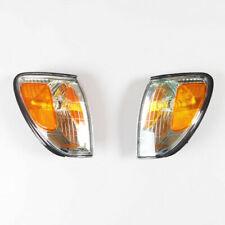 Yellow Front Turn Signal Light Corner Lamp Fit 1998-07 Toyota Land CruIser LX470