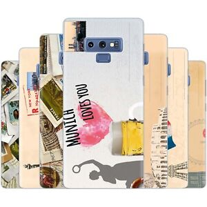 Dessana Stamps TPU Protective Cover Phone Case Cover For Samsung Galaxy