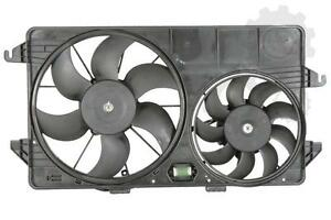 NEW Complete Cooling Fan Motor Ford Transit Connect 2002-2014 1.8Di / 1.8 TDCi