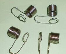 4 SILVER  CHECK SPRINGS FITS JUKI 1541 OR 1541S OR 1508  SEWING MACHINE