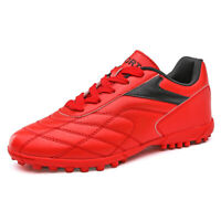 Mens Boys Kids Soccer Cleats Shoes Sports Indoor Football Trainers Soccer Shoes