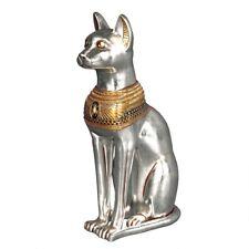 "29"" Ancient Egyptian Cat Bastet Goddess of the Sun Statue Replica"