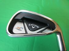 BRAND NEW Callaway Men's X2 Hot Single 6 Iron Stiff Flex Steel Shaft Right