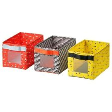 4 X Ikea dröna Compartiment Box Kallax EXPEDIT Boîte de rangement 33x38x33cm Boîte 4er Set